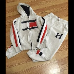 Boy's Tommy Hilfiger Jogging suit